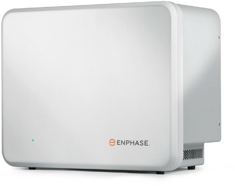 Enphase AC solar battery