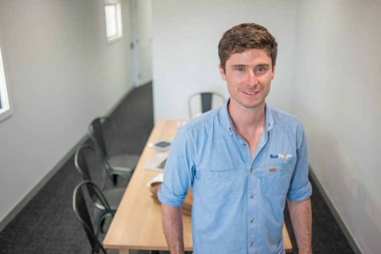SunPeople - Your local solar experts Managing Director David Love